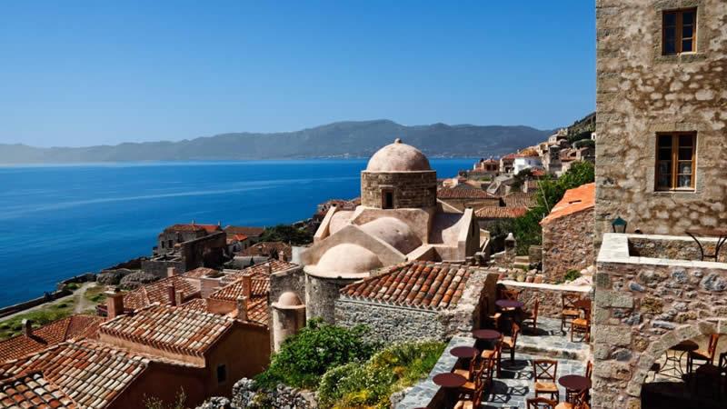 Ξενοδοχεία στην Πελοπόννησο