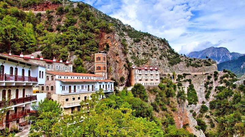 Ξενοδοχεία στη Στερεά Ελλάδα
