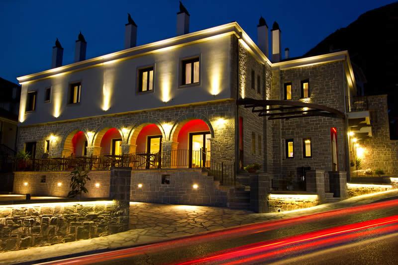 Ροδοβόλι Hotel