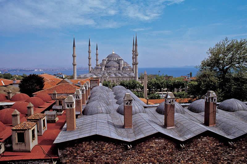Κωνσταντινούπολη - 4 ημέρες αεροπορικώς με πρωινό