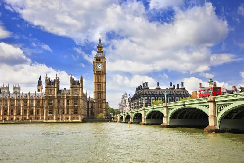 Λονδίνο - 4 ημέρες αεροπορικώς με πρωινό