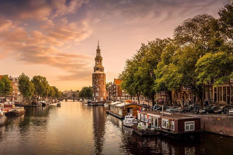 Άμστερνταμ - 4 ημέρες αεροπορικώς με πρωινό