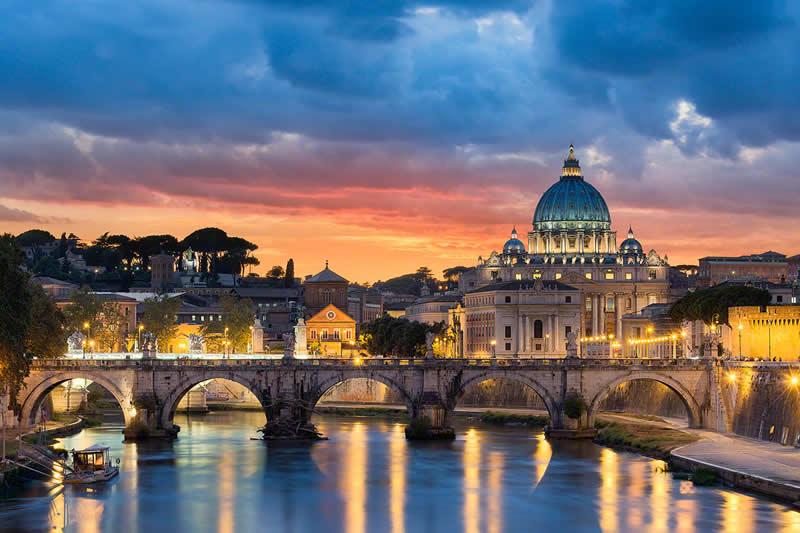 Ρώμη - 4 ημέρες αεροπορικώς με πρωινό