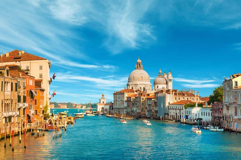 Βενετία - 4 ημέρες αεροπορικώς με πρωινό