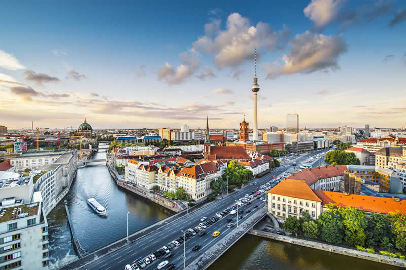 Βερολίνο - 4 ημέρες αεροπορικώς με πρωινό