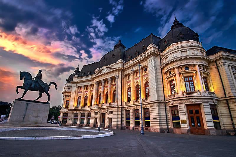 Βουκουρέστι - 4 ημέρες αεροπορικώς - Όλες οι Προσφορές
