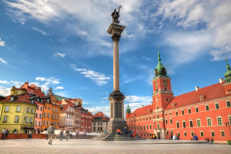 Βαρσοβία - 4 ημέρες αεροπορικώς - Όλες οι Προσφορές