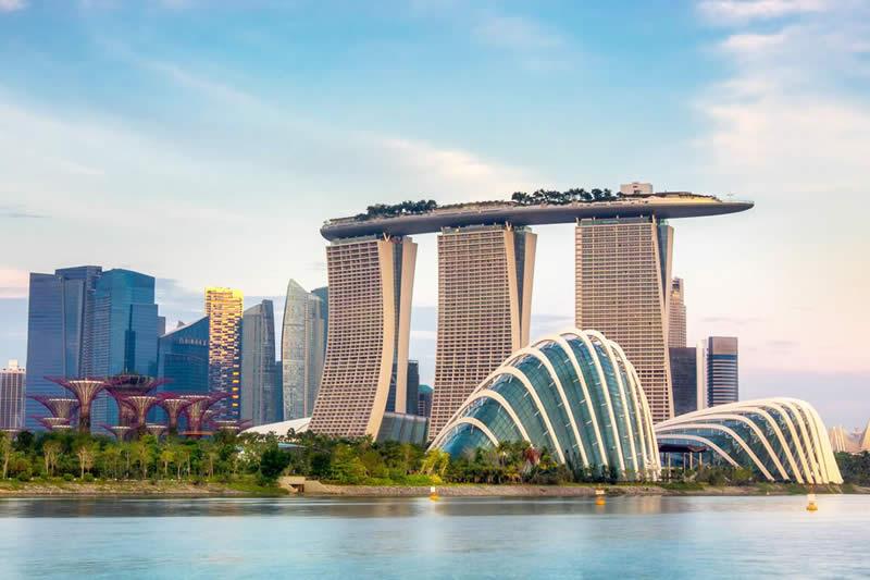 Σιγκαπούρη - 7 ημέρες αεροπορικώς με πρωινό